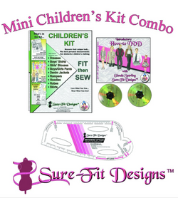 Children's Kit Combo Options