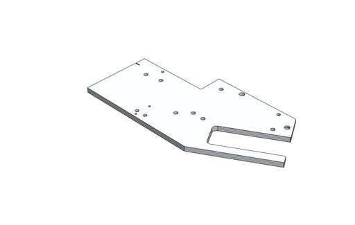 TC6271575A RH PLATE - King TC8 Spare Part