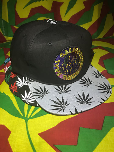 Pot Leaf Brim