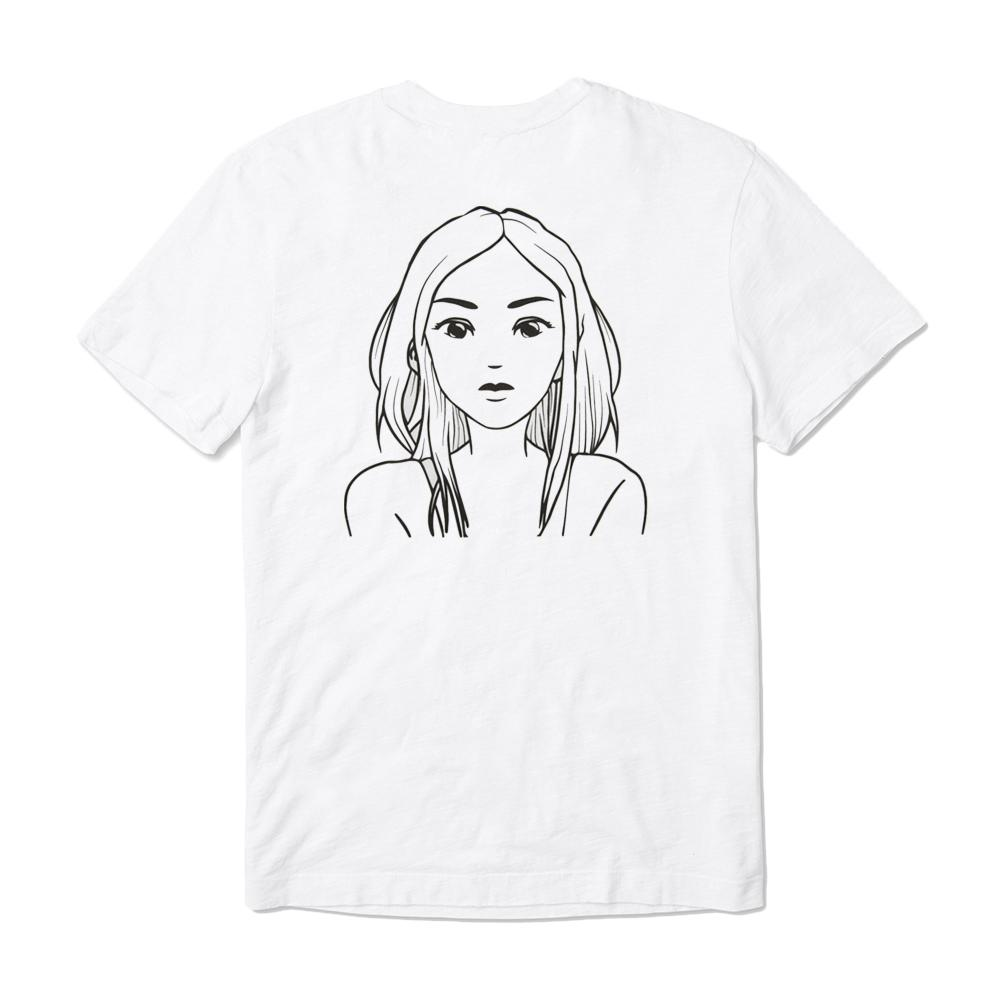 Limited Edition Animae T-Shirt White