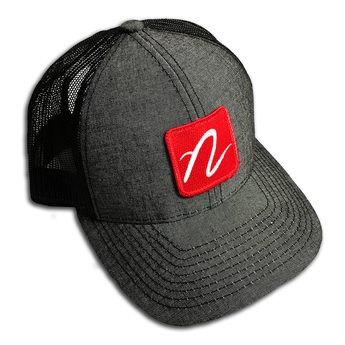 "Red ""N"" Logo Hats"