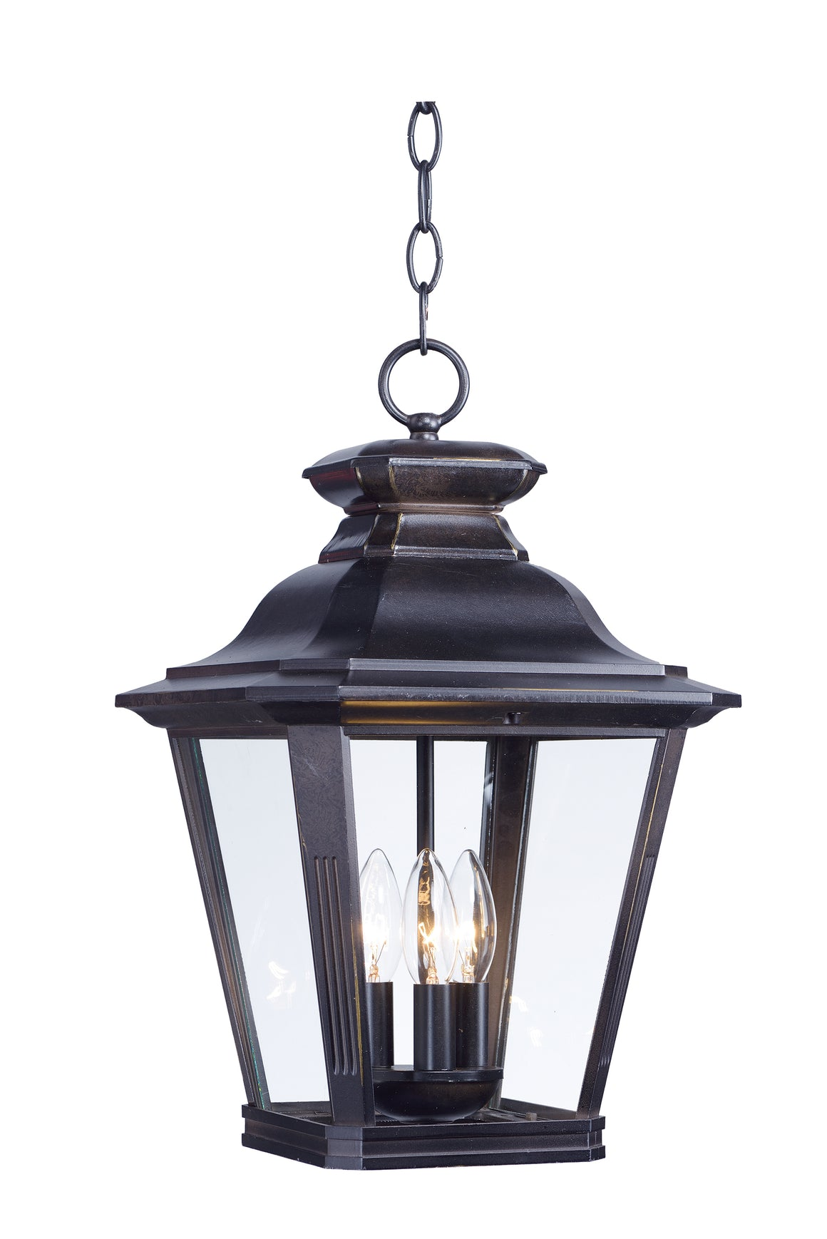 Knoxville 3-Light Outdoor Pendant