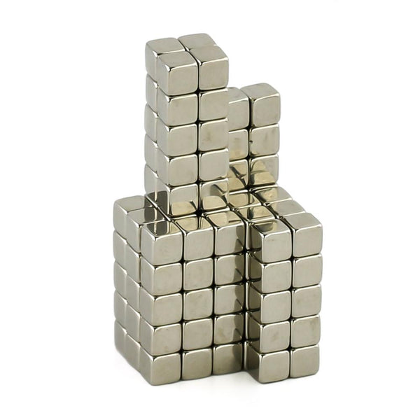 125 Set: Nickel Neo Cubes