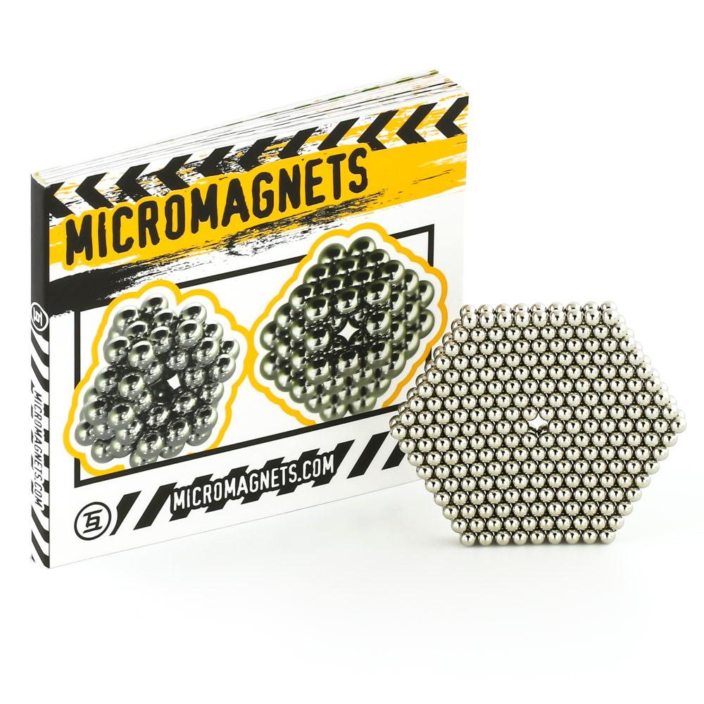 Micromagnets 432 Set with Guide