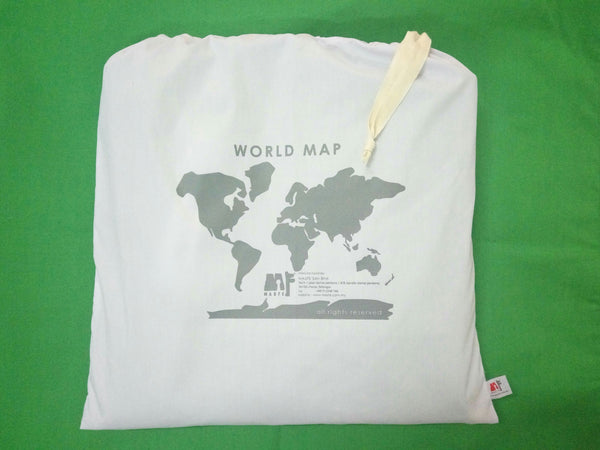 World Map for Children| Felt World Map| Play Based Teaching Material in Learning About The World