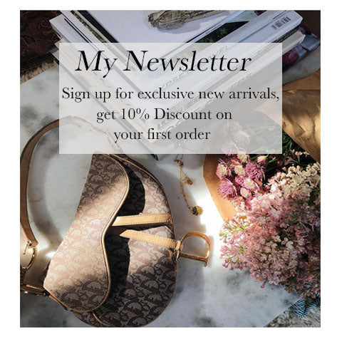 Sign up to Luxout newletter for getting news about new luxury fashion accessories and clothing