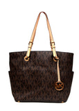 Luxury MICHAEL KORS Jet Set Tote Bag