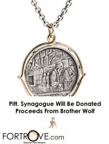 Pittsburgh Synagogue Will Be Donated Proceeds From Brother Wolf