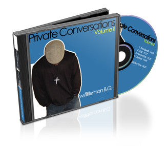 Private Conversations - Volume II (CD)
