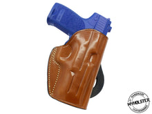Smith & Wesson 5905 OWB Leather Quick Draw Right Hand Paddle Holster - Choose Your Color
