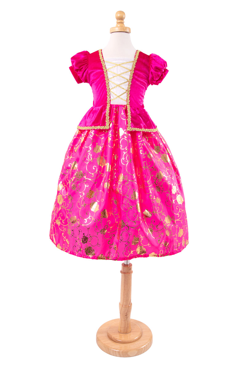 New Sale Exclusive - Pink Rose Princess Dress