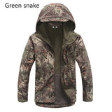 TAD Brand Jacket V4.0 Military Tactical Men Jacket Lurker Shark Skin Soft Shell Waterproof Windproof Men windbreaker Jacket Coat - EnsoStore