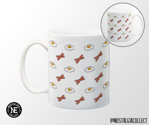 Bacon and Eggs 11 oz Coffee Mug