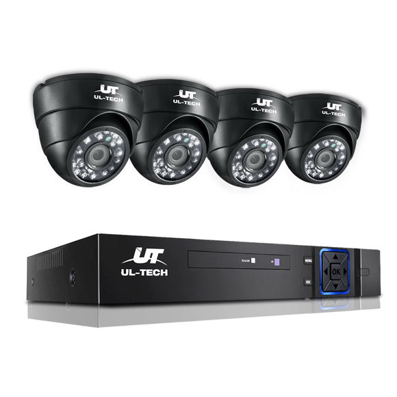 Nyan - UL Tech 1080P 8 Channel HDMI CCTV Security Camera - HomeSimplicity