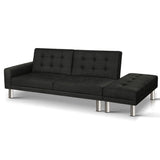 Marissa Three Seater Sofa Bed with Ottoman