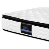 28cm Thick Foam Mattress Single lable view