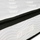 28cm Thick Foam Mattress Single side close up