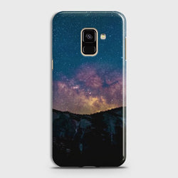 SAMSUNG GALAXY A8+ (2018) Embrace the Galaxy Case