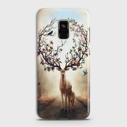 SAMSUNG GALAXY A8+ (2018) Blessed Deer Case