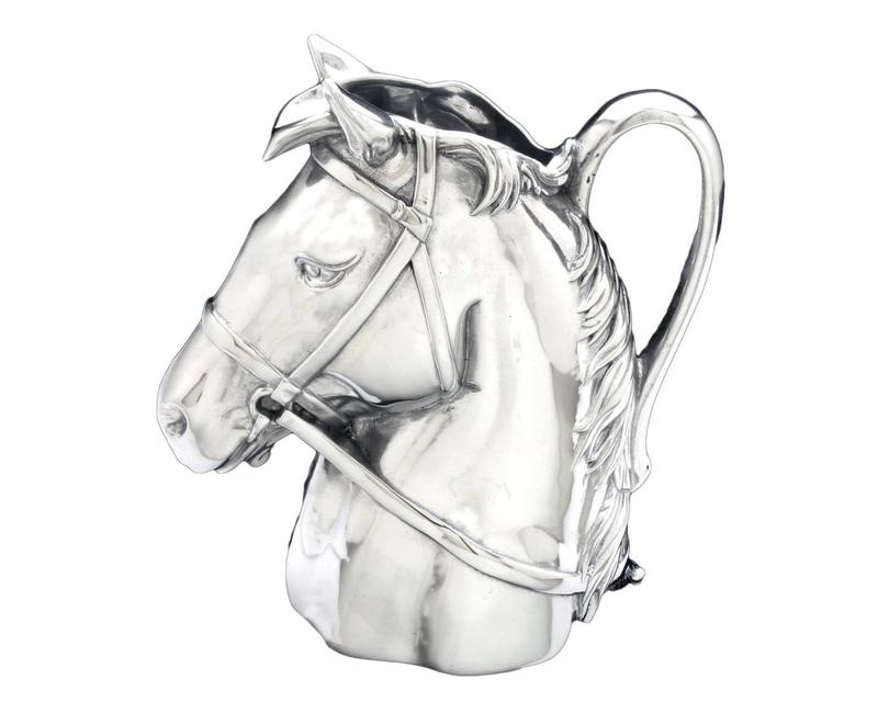 Thoroughbred Pitcher from Arthur Court Designs