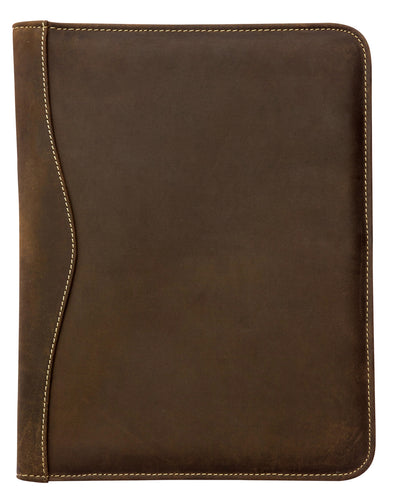Salt River Canyon Meeting Folder by Canyon Leather