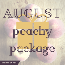 AUGUST peachy package - Peachy Packages