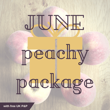 JUNE peachy package - Peachy Packages
