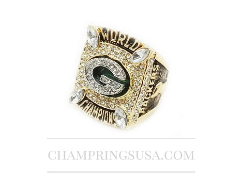 2010 Green Bay Packers Super Bowl XLV Championship Ring - Champ Rings USA