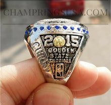 2015 Golden State Warriors NBA Finals Championship Ring - Champ Rings USA