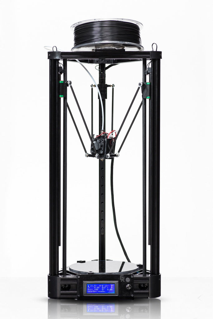 GearRev Kinematics 3D Printer