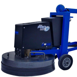 "OF30Pro | Multi-Surface Planetary 30"" Concrete Floor Grinder & Polisher 