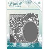 Find It Trading Jeanine Art Winter Classic Die - Curly Frame