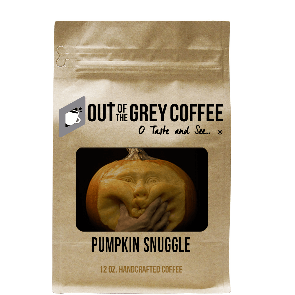 Pumpkin Snuggle - Flavored Organic Coffee