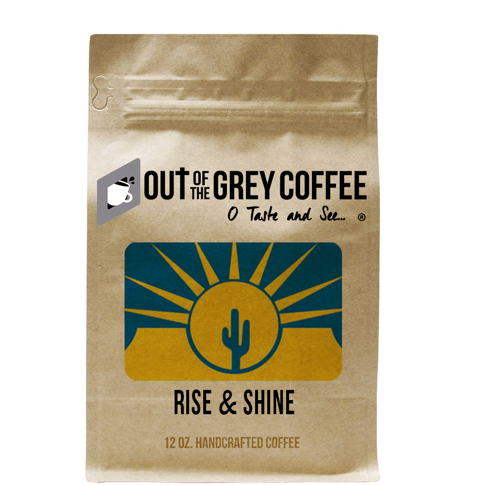 Rise & Shine - Organic Coffee Blend