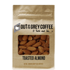 Toasted Almond Flavored Organic Coffee - Out Of The Grey Coffee