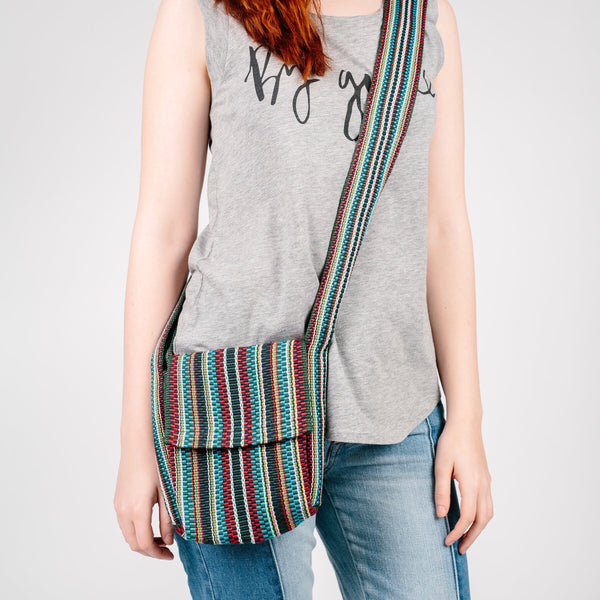 The Woven Crossbody Collection