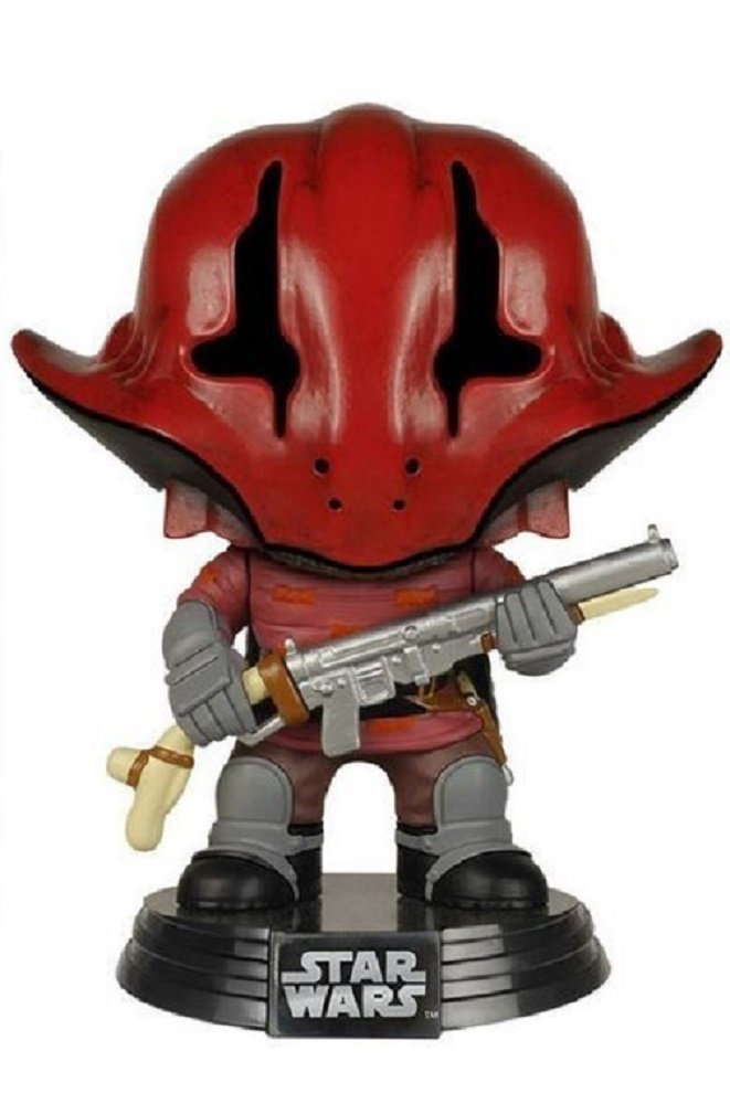 STAR WARS THE FORCE AWAKENS SIDON ITHANO FUNKO POP! VINYL BOBBLE HEAD FIGURE #83