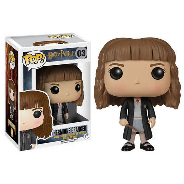 HARRY POTTER HERMIONE GRANGER FUNKO POP! VINYL FIGURE #3