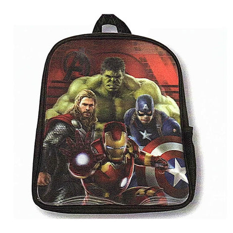 Official Avengers: Age of Ultron Avengers 3-D Backpack