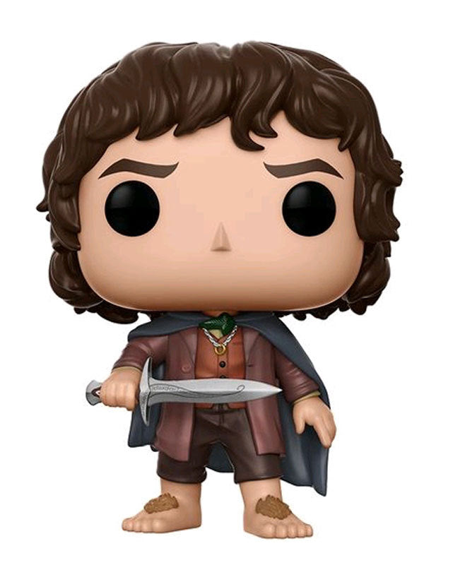 FUNKO POP! FRODO BAGGINGS LORD OF THE RINGS #444
