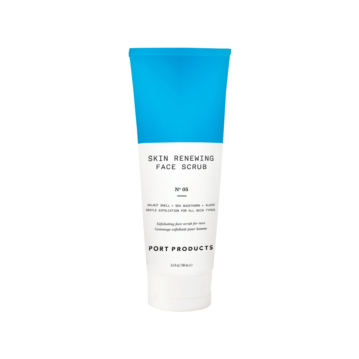Port Products Skin Renewing Face Scrub