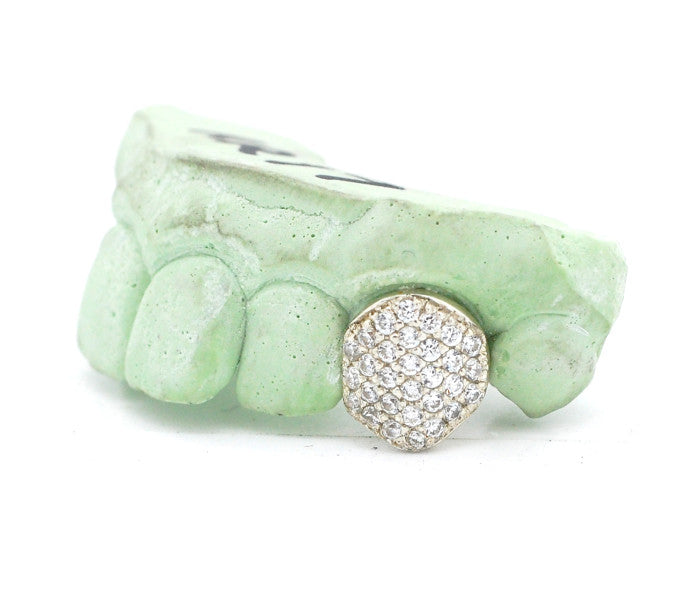 Fully Iced Out Single Tooth - SD JEWELS