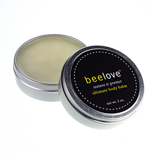 beelove® restore & protect ultimate body balm - 2 oz