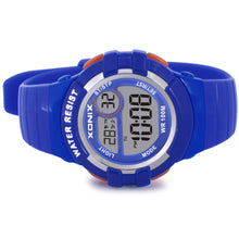 Kids Digital Sports Watch - 100M Water Resistant