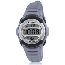 Tri Display Digital Watch - 100M Water Resistant
