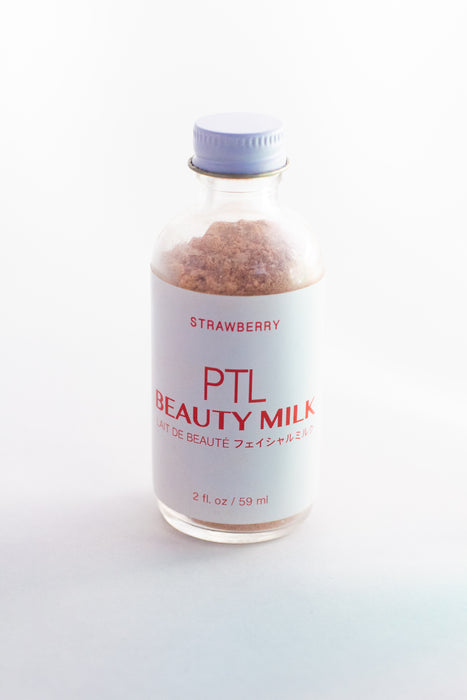 Strawberry Beauty Milk