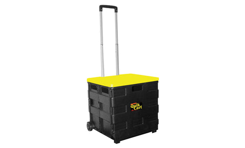 Ultra Compact Quik Cart - Trolley Dolly   - Storage & Organization,dbest products - dbest products, Inc