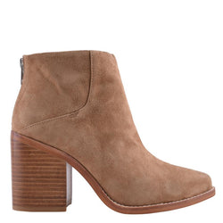 Leo Tobacco Suede Boots