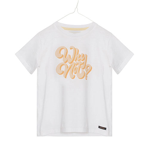 A Monday - Why Not T-shirt (white)