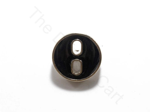 Black Design 7 Jacket Acrylic Buttons